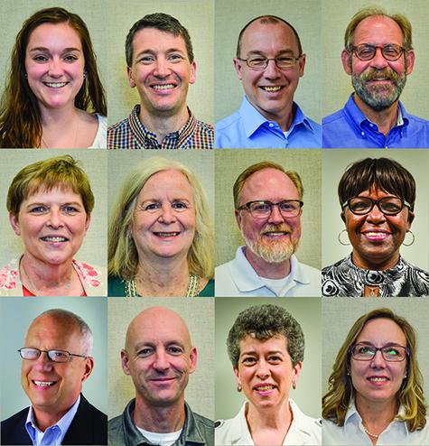 12 photos of Holston delegates